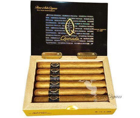 quesada_reserva_privada_fine_ash_cigars_5th_anniversary